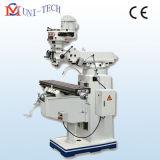 Universal Turret Milling Machine. Bridge Port Milling Machine