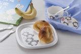 Melamine Kid′s 3-Divided Plate/Baby Dish (NBG883)