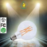 UL Listed 120V Dimming 4W G95 G30 Filament LED Edison Bulb