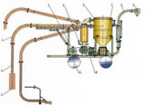 Movable Pressure Pneumatic Conveying System