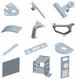 Customized High Quality Sheet Metal with Competitive Price (LFAL0053)