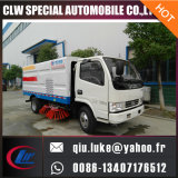 3c Small Vacuum Road Sweeper Truck