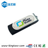 CE Approved Promotional Classical Swivel USB Pen Drive (KST29)