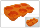 Pumpkin Shaped Silicone Cake Mould (RS06)