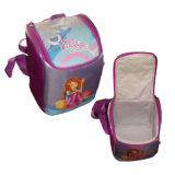 Printed Kids Lunch Cooler Bags for Girls