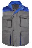 Sunnytex Made in China Men Clothing Multi Pocket Photographer Vest