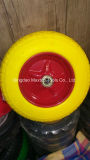 China PU Foam Wheelbarrow Wheel