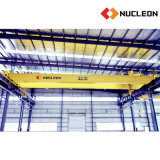 Nucleon Double Girder Overhead Traveling Crane 20 Ton
