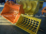 Grating/Grilling/Skeleton Bucket for 12t Excavator