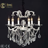 Luxury Modern Crystal Chandelier for Indoor (AQ50023-6)