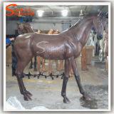 High Imitation Artificial Stone Horse Garden Statues
