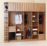 High Quality Wooden Sliding Door Wardrobe (SZ-SW009)