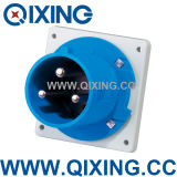 High Quality Electrical Sockets Electrical Panel Mounted Plugs