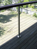 Stainless Steel Stair Railing, Handrails for Outdoor Balcony