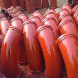 The Widely Used Steel Material Concrete Pump Elbow
