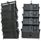 latest Line Array Live Sound Events PA Speakers 12 Inch Passive