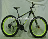 26 Inch Alloy Snow Bike with Wide Tire