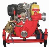 Portable Diesel Engine Fire Fighting Pump (BJ-10B-2)