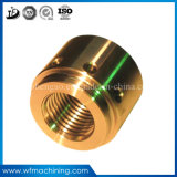 OEM Turning/Milling/Laser Machining CNC Brass Parts by Machining Center