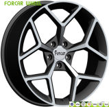 20inch Black Machine Face Alloy Wheel Rims