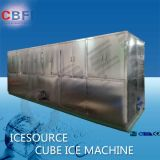 Germany Siemens PLC Easy to Operate Cube Ice Machine