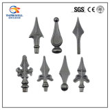 High Quality Forged Wrought Iron Fence Finials