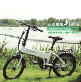 20′ Aluminium Frame E-Bicycle with Lithium Battery (CB-20F04)