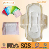 230mm Disposable Lady Sanitary Napkin for Women