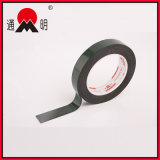 Adhesive Double-Side Green Film Black Foam Tape