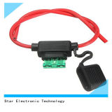 Audew Waterproof Car Auto 10152030A AMP in Line Blade Fuse Holder Fuses