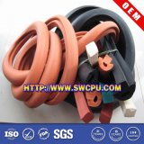 Colorful D Shape Rubber Foam Extrusion Sealing Strip