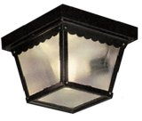 Decorative Style Outdoor Ceiling Lamp (MD-15126)