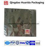Custom Printed Aluminium Foil Resealable Garment/Clothing/Socks Packaging Bag