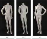 FRP Muscular Male Mannequin for Window Display