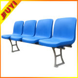 Blm-2727 Plastic Blue Color Stadium Seats with Aluminium Legs