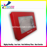 Valentine's Day Perfume Paper Gift Box with PVC Window