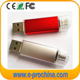 Transferencia Newsale Entre PC y móvil giratorio Celular USB Flash Disk (ET023)