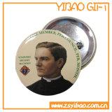 Cheap Custom Printing Logo Button Badge for Souvenir (YB-s-002)