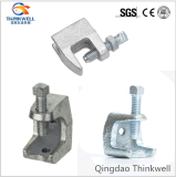 Factory Price Casting Galvanized Malleable Top Beam Clamp