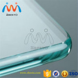 Round Edge Tempered Glass Table Topper/Tabletops
