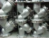 Dn200 Pn16 Cast Steel CF8 Flange Y-Strainer (GL41W-DN200-1.6MPa)