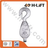Malleable Iron Block H. D. G. / Marine Snatch Block (HMI)