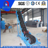 High Efficiency Large Angle Vertical Belt Conveyor for Long Distance Bulk Material Handling