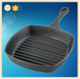 Iron Casting Cookware Sikllet in Vourise Size
