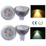3W LED Spot Light GU10/MR16/E27/E14 SMD Spotlight LED (LM-SP03MR16-D)