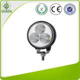 9W 12V White LED Work Light