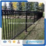 Decorative Fence, Ornamental Fence, Garden Fence, Railway Galvanized Wrought Iron Fence/Wrought Iron Fence/Iron Fencing