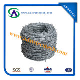 Hotsales Electro Galvanized Barbed Wire (Factory manufaturer)