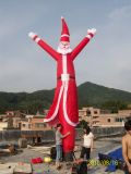 Christmas Gifts Customized Christmas Inflatable Santa Air Dancer