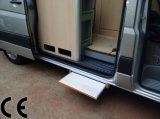Es-S Electric Cassette Steps for Truck and Motohomes Width Can Be Customize